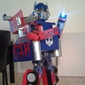 Photo #1 - Optimus Transformed