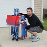 Photo #6 - Transforming Optimus Prime
