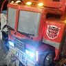 Photo #2 - Transforming Optimus Prime
