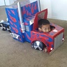 Photo #3 - Transforming Optimus Prime