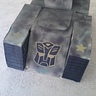 Photo #8 - painted autobot