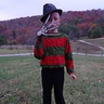 Photo #4 - Trent as Freddy Krueger