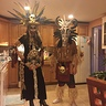 Photo #2 - Tribal warrior with voodoo princess