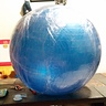Photo #3 - Wrap ball in saran wrap