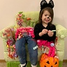Photo #1 - Trick R Treater Who Ate Too Much Candy