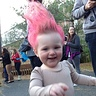 Photo #3 - Troll baby having fun