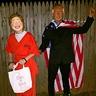 Photo #1 - Trump and Hillary
