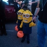 Photo #4 - Out at the neighborhood Trunk or Treat yesterday.