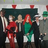 Photo #2 - Here is the whole crew of Batman Villains. Two-Face, Harley Quinn, Sandman, Poison Ivy, The Mad Hatter, and The Riddler.