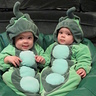 Photo #1 - Paige (L) and Audrey (R) as Two Peas In A Pod!