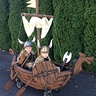 Photo #1 - both vikings in their ship