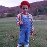 Photo #3 - Tyler as Chucky