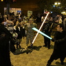 Photo #3 - Lightsaber battles are fun.