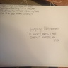Photo #2 - Addressed letter up close