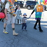 Photo #3 - Everyone walking in a spook parade