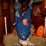 Photo #1 - I flip for Candy - Upside Down Scarecrow
