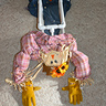 Photo #8 - Upside Down Scarecrow
