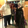 Photo #2 - Ursula, King Triton, and Ariel