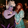 Photo #4 - Ursula stealing Ariel's voice