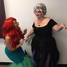Photo #4 - Ursula with Ariel