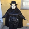 Photo #1 - V for Vendetta movie costume