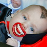 Photo #3 - Baby Vamp False Teeth