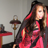 Photo #1 - Aleksandra as Vampire Little Red Riding Hood!