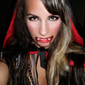 Photo #3 - Aleksandra as Vampire Little Red Riding Hood!