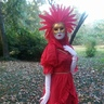 Photo #2 - Full body image of the red lady costume