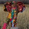 Photo #1 - Vibrant African Elephant