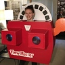 Photo #1 - Homemade ViewMaster costume