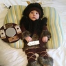 Photo #1 - Baby Arri sporting his costume