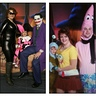 Photo #3 - our family costumes for the last few years