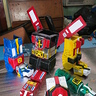 Photo #5 - Ready to form Voltron
