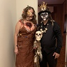 Photo #1 - Voodoo Doll and Witch Doctor