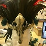 Photo #10 - finished headdress