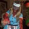 Photo #1 - Waitress Zombie