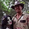 Photo #8 - Walking Dead Zombie and Rick Grimes