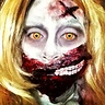 Photo #3 - Walking Dead Zombie Girl