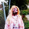 Photo #1 - The Little Zombie Girl from The Walking Dead