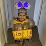 Photo #1 - Put on your Sunday clothes, there's lots of world out there- Wall-e