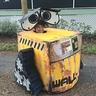 Photo #1 - Patrick as Wall-e