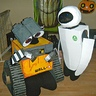 Photo #1 - Wall E & Eve