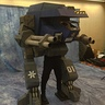 Photo #1 - Warhawk Battlemech
