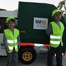 Photo #1 - Waste Management Garbage Truck