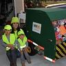 Photo #3 - Waste Management Garbage Truck