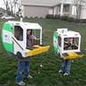 Photo #1 - Waste Management Garbage Trucks