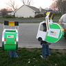 Photo #2 - Waste Management Garbage Trucks