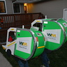 Photo #3 - Waste Management Garbage Trucks