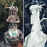 Photo #2 - Water Fountain Statues